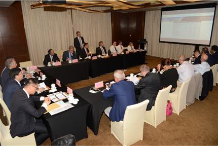 卢森堡货航董事会在郑州召开