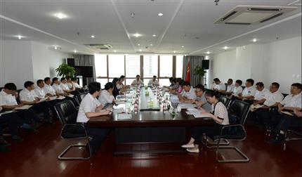 省财政厅对河南百赢棋牌官方网站进行年度综合考核