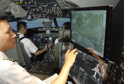 河南首家运输航空飞行训练机构投入运营